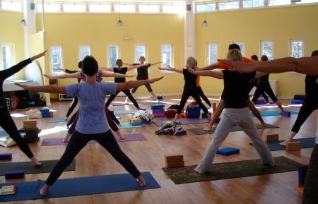 the dublin iyengar yoga institute  bobby clennell