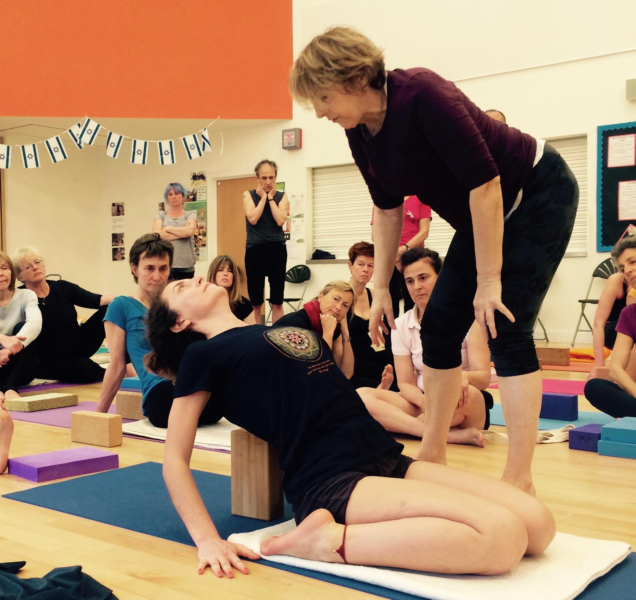 Iyengar Yoga Institute South East London