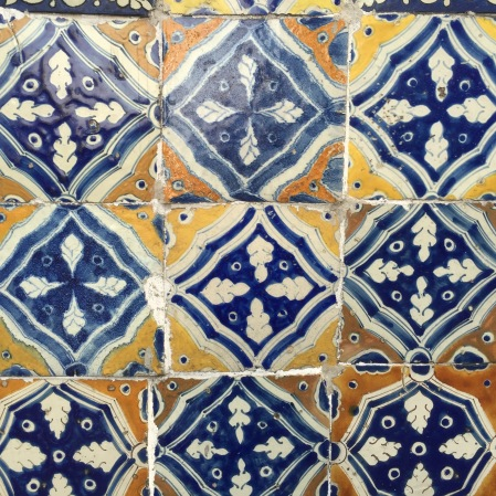 At La Casa de los Azulejos (The House of Tiles)