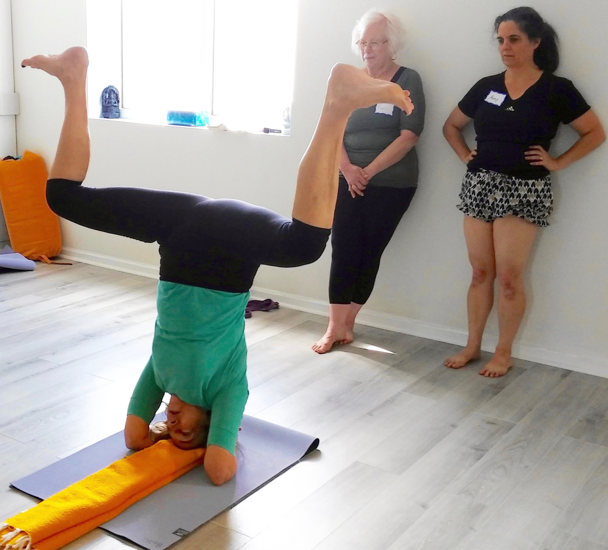 Iyengar Yoga Delray Beach Florida